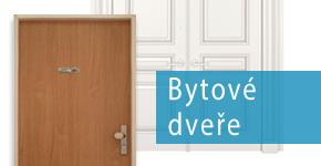 Bytové dveře