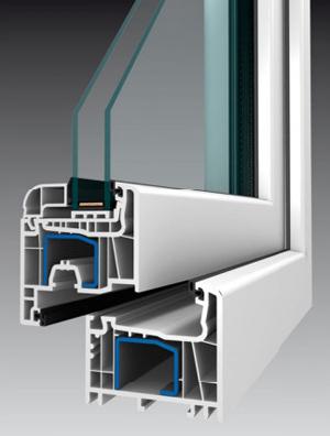 Profil okna Omega