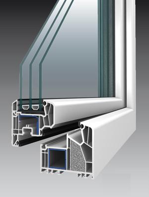 Profil okna Pasiv EVO