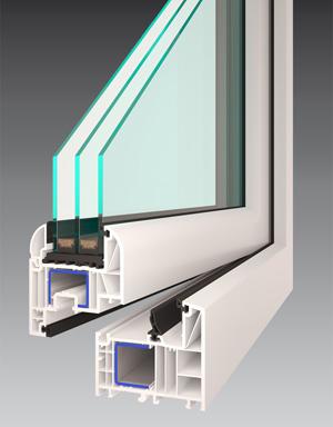 Profil okna Sigma EVO