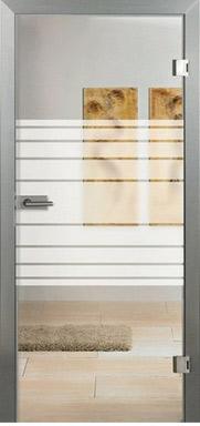 Interiérové dveře Otherm VETRO